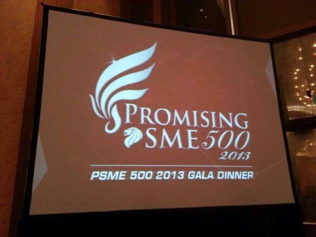 PSME 500 2013 Gala Dinner